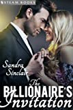 img - for The Billionaire's Invitation - Sensual Erotic Romance from Steam Books book / textbook / text book