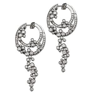 Audemars Piguet Jewelry Millenary Women's Earring CL0695-BCU-CF-Z000