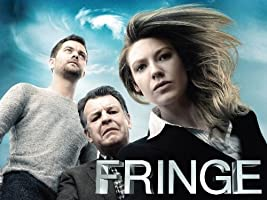 Fringe: The Complete Second Season [HD]