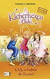 No Jungs! Kicherhexen-Club, Band 01: 1, 2, 3, es beginnt die Hexerei!