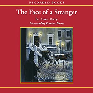 The Face of a Stranger Audiobook