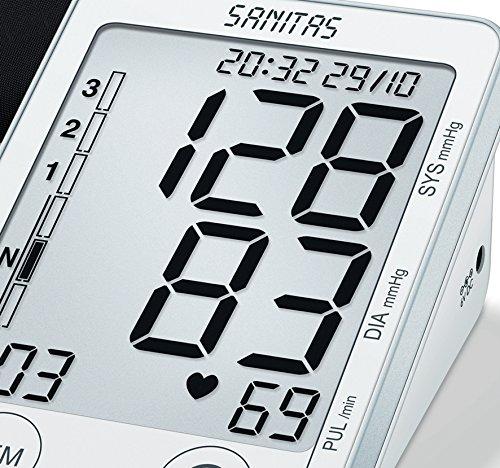 Sanitas SBM 45 Oberarm-Blutdruckmessgerät - 6
