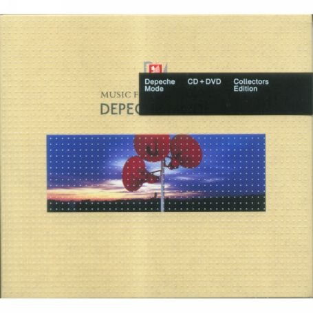 Depeche Mode - Music For The Masses (Hybrid-SACD + DVD) - Zortam Music