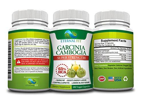 Pilules minceur Garcinia Cambogia Extrait de 100% HCA 90 Day Supply - Fat Loss Diet pilules et abat Supplément de l'appétit qui fonctionne rapidement pour les hommes et les femmes! Brûler la graisse du ventre rapide avec ces Thermogenic Fat Burners! 100%