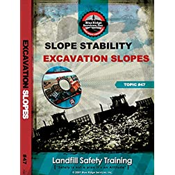 Slope Stability - Excavation Slopes