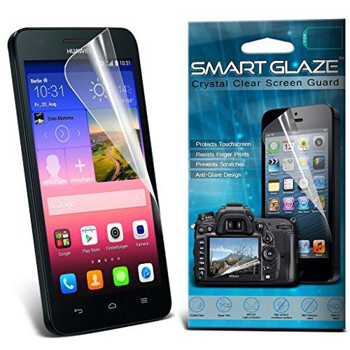 Fone-Case Huawei Ascend G620S Höchste Qualität New Crystal Clear Displayschutzfolien 3 PACK