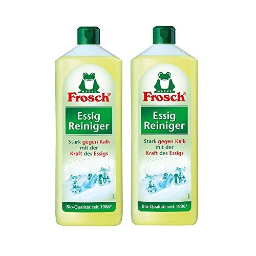 2x rana aceto detergente 1litro