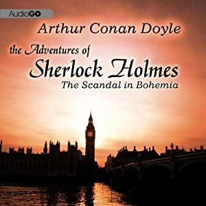 Sherlock Holmes: A Scandal in Bohemia Audiobook