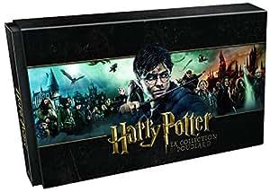 Harry Potter - La collection Poudlard - L'intégrale des 8 films + bonus en DVD & BLURAY [Édition Limitée] [Édition Limitée]