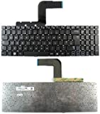 NEW FOR SAMSUNG NP-RV511-S02DE LAPTOP NOTEBOOK KEYBOARD UK LAYOUT