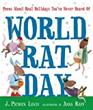 World Rat Day: Poems About Real Holidays Youve Never Heard Of