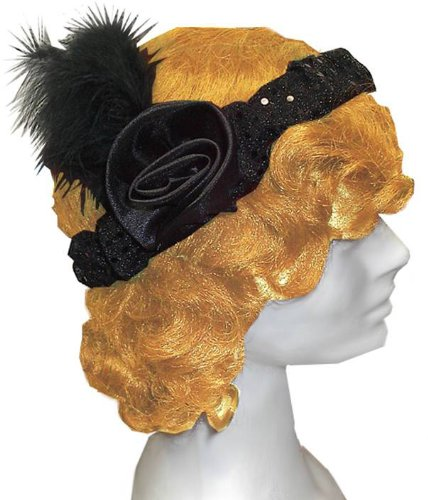 Womens 20's Charleston Headpiece Flapper Tiara Costume