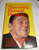 SINCERELY, RONALD REAGAN-OSI (0916054055) by Helene Von Damm