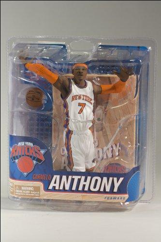 NBA New York Knicks McFarlane 2012 Series 20 Carmelo Anthony 4 Action Figure