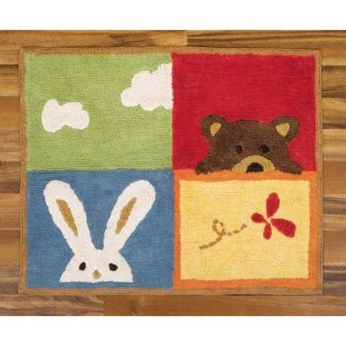 Peek A Boo Friends - Rug (25x30) - 1