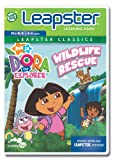 LeapFrog Leapster Game: Dora the Explorer Wildlife Rescue