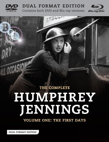 the-complete-humphrey-jennings-volume-one-the-first-days-dvd-blu-ray-reino-unido