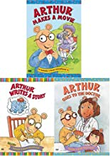 Arthur - Goes To The DoctorMakes a MovieWrites a Story