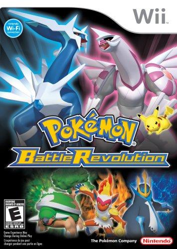 Pokemon Battle Revolution: Wii game