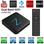 Zenoplige-Z11-PRO-Android-60-TV-Bote-Kodi-161-Amlogic-S905X-Quad-Core-TV-Box-2G-16G-24G-58G-double-WiFi-4K-HD-Google-Streaming-Media-Player