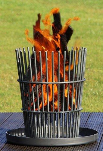 Feuerkorb Stahl geölt, RICON, deutsche Herstellung bestellen