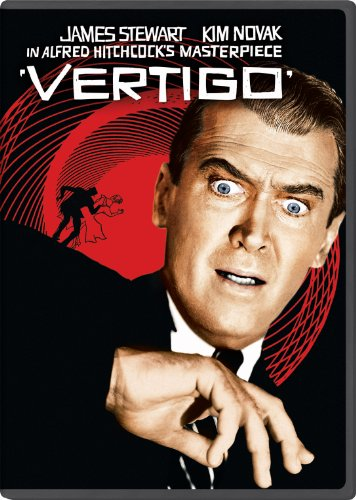 Vertigo James Stewart