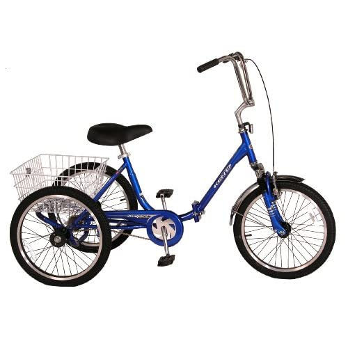 Amazon.com : Westport Adult Folding Tricycle : Childrens Tricycles
