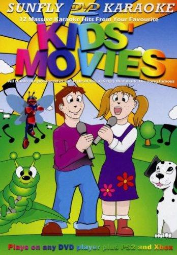 Karaoke Kids Movies Hits [DVD]