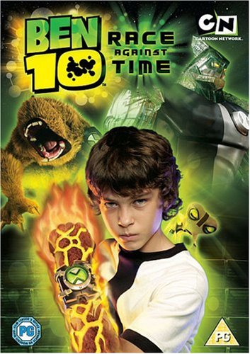Ben 10 - Race Against Time [DVD]