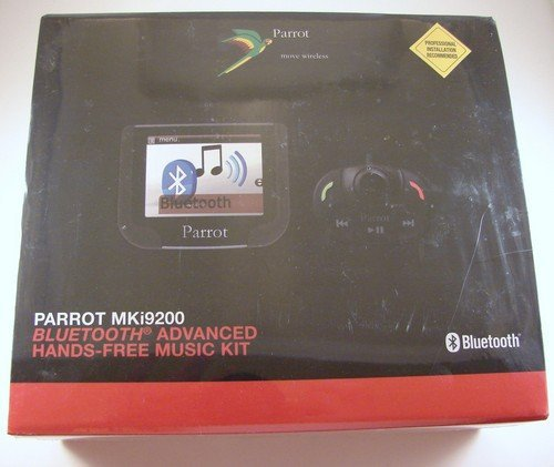 Parrot MKi9200 Advanced Color Display Bluetooth Hands-Free Music Kit (Dashboard Cover Fx35 compare prices)