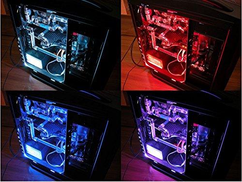 Attav rgb magnetic led light strip full kit for pc computer case quantity aloadofball Image collections