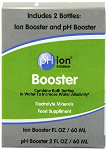 Ph Booster pHion Alkalising pH Drops