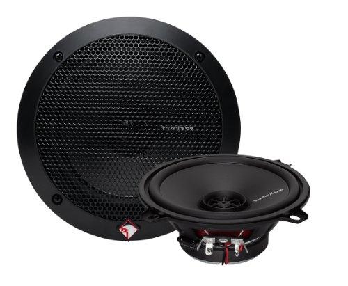 Rockford Fosgate R1525X2 Prime 5.25-Inch Full Range Coaxial Speaker - Set of 2