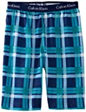 Calvin Klein Boys 8-20 CK Plaid Jam Shorts