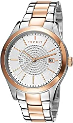Esprit Analog White Dial Womens Watch - ES107792003