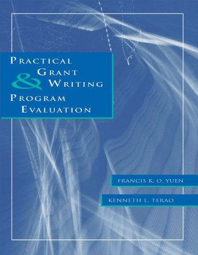 Practical Grant Writing and Program Evaluation (Research,...