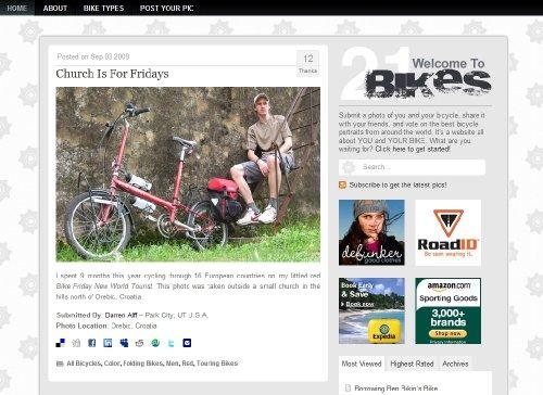 21 Bikes