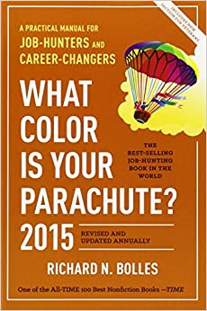 document What Color is Your Parachute by Richard Bolles Tips on Interviewing for a Job