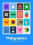 img - for Philographics Postcard Book book / textbook / text book