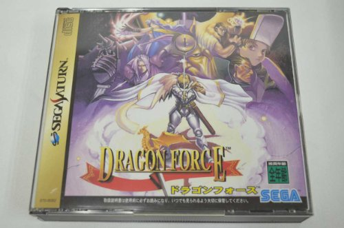 Dragon Force [Japan Import]