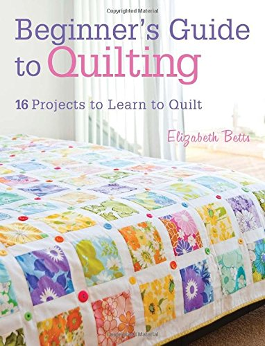 Beginner's Guide to Quilting: 16 Projects to Learn to Quilt (Beginning Quilting compare prices)