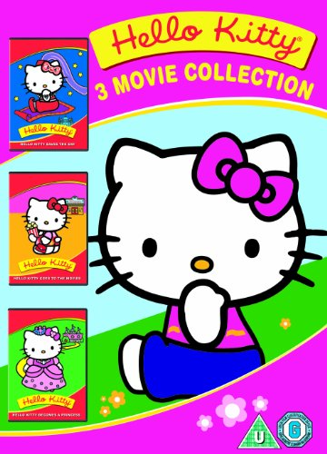 Hello Kitty - Three Movie Collection [DVD]