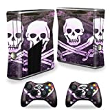 Mightyskins Protective Vinyl Skin Decal Cover For Microsoft Xbox 360 S Slim + 2 Controller Skins Wrap Sticker... - B00CXPHCYC