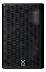 Yamaha DXR15 -Watt -Channel Powered Speaker Cabinet