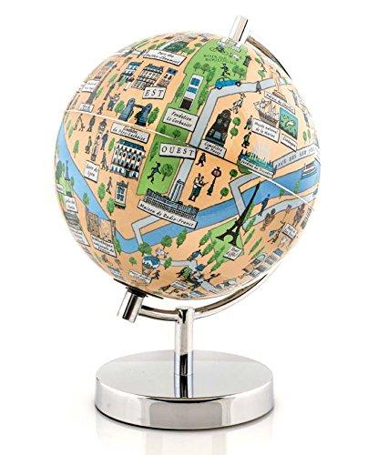 "Globee Paris 4"" Globe Science Kit"
