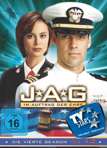 JAG: Im Auftrag der Ehre - Season 4.2 [3 DVDs]