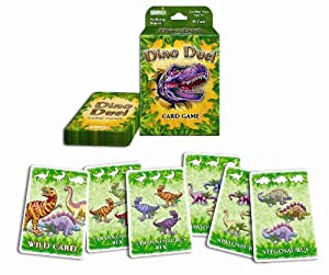 Briarpatch Dinosaurs Duel Card Game
