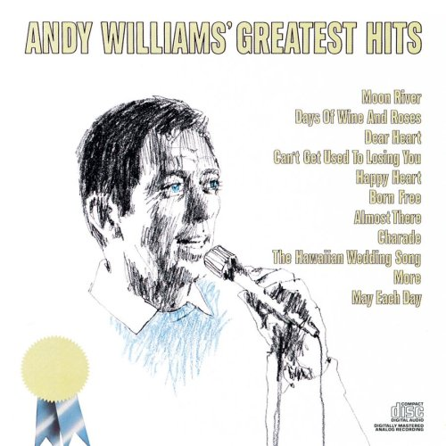 Andy Williams - The Complete Columbia Chart Singles Collection Disc 1 - Zortam Music