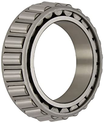 "Timken HM237545 Tapered Roller Bearing, Single Cone, Standard Tolerance, Straight Bore, Steel, Inch, 7.0000"" ID, 2.5000"" Width"