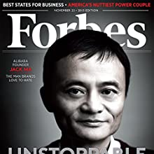 Forbes, November 23, 2015  by  Forbes Narrated by Daniel May